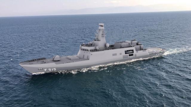 Deniz Kuvvetleri'ne yerlilik oranı yüksek milli fırkateyn geliyor