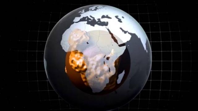 Dünya'nın manyetik alanında gizemli anomali