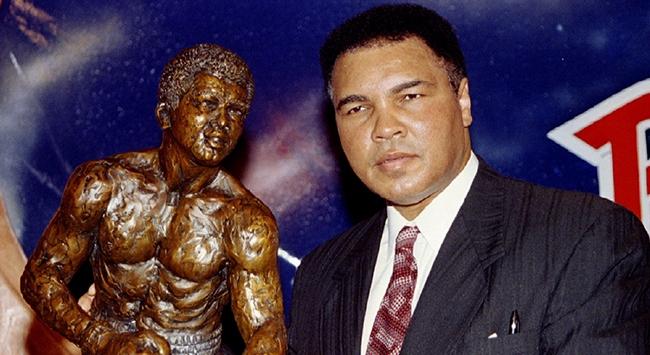 Irkçılıkla mücadeleyle geçen bir hayat: Muhammed Ali