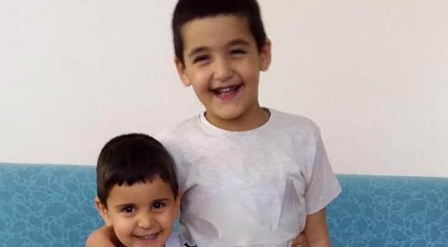 Kırşehirde polis ekiplerinden karantinadaki çocuğa sürpriz