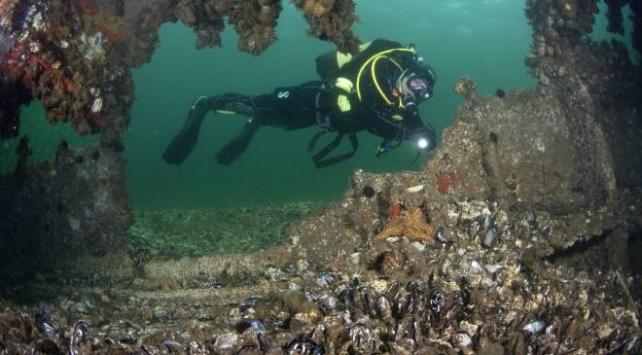 Çanakkale Boğazı batık turizmi için önemli bir merkez olacak