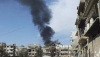 Suriye'de çatışma sürüyor: 73 ölü