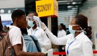 Afrika'da vaka sayısı 160 bini aştı