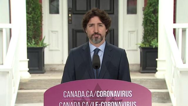 Kanada Başbakanı Trudeau'dan ABD'deki olaylara 'sessiz' tepki