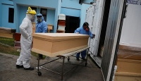 Peru'da son 24 saatte COVID-19 nedeniyle 133 kişi öldü