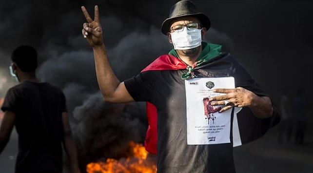 Sudanda 3 Haziran olaylarının yıl dönümünde gösteri düzenlendi