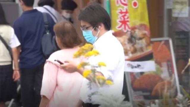 Japonya'nın Yamato kentinde yürürken telefon kullanmak yasaklanıyor