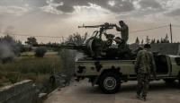 Libya ordusu, Trablus Uluslararası Havaalanı'nda kontrolü sağladı