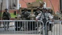 Pentagon, Washington'a konuşlandırdığı askerleri geri çekiyor