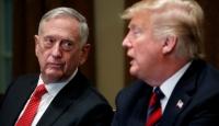 Trump ile Mattis arasında protesto polemiği