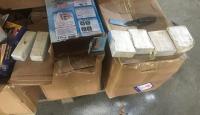 Van'da kargo şubesine uyuşturucu baskını
