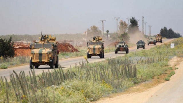 İdlib'de 15'inci devriye tamamlandı