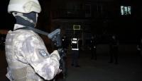 Bursa'da uyuşturucu operasyonu: 50 gözaltı