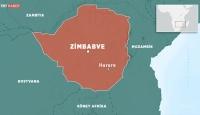Zimbabve'de yasakları ihlal eden 1300 kişiye gözaltı