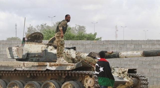 Libya Ordusu: Şimdiki hedefimiz Sirte ve güneydeki petrol sahaları