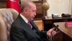 Cumhurbaşkanı Erdoğandan F Klavye şampiyonuna tebrik