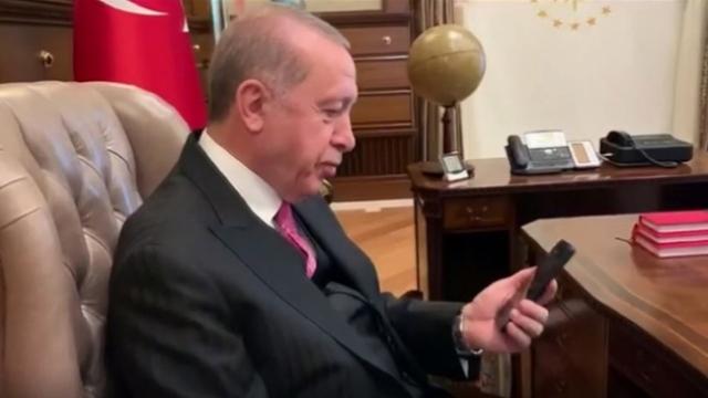 Cumhurbaşkanı Erdoğan'dan F Klavye şampiyonuna tebrik