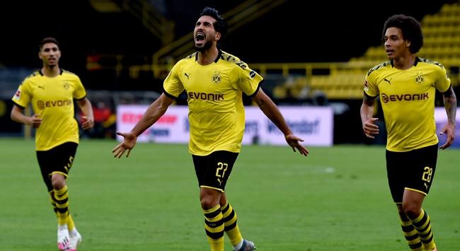 Borussia Dortmund tek golle kazandı