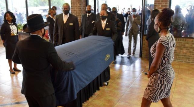 ABDde Floyd için ikinci cenaze töreni düzenlendi