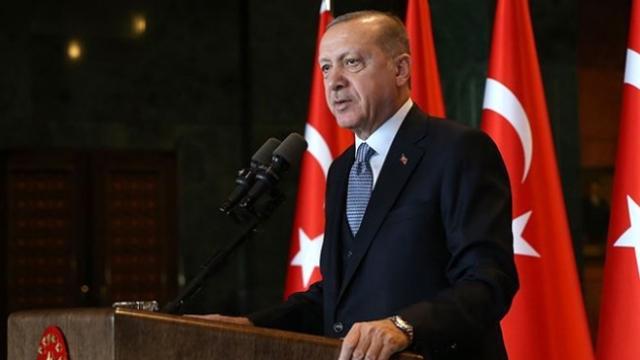Cumhurbaşkanı Erdoğan: Ekonominin çarkları tam güç dönmeye başladı