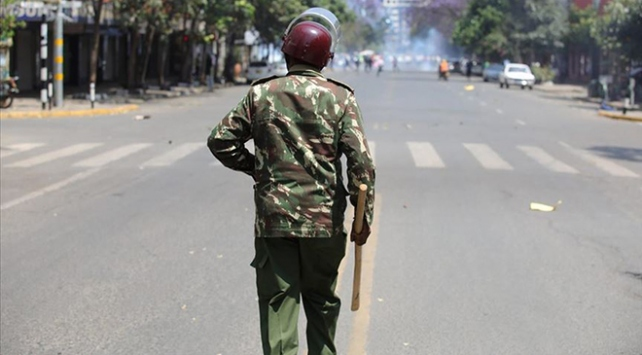 Kenyada koronavirüs yasakları 1 ay daha uzatıldı