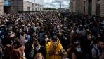 Birçok ülkede ırkçılık karşıtı protestolar sürüyor