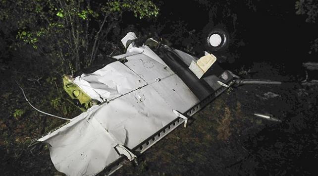 ABDde küçük uçak düştü, kurtulan olmadı