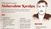 """""""Mihriban'ın şairi"""" Abdurrahim Karakoç'un vefatının 8. yılı"""