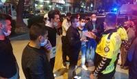 Burdur'da asker konvoyu düzenleyen 8 kişiye 25 bin lira ceza