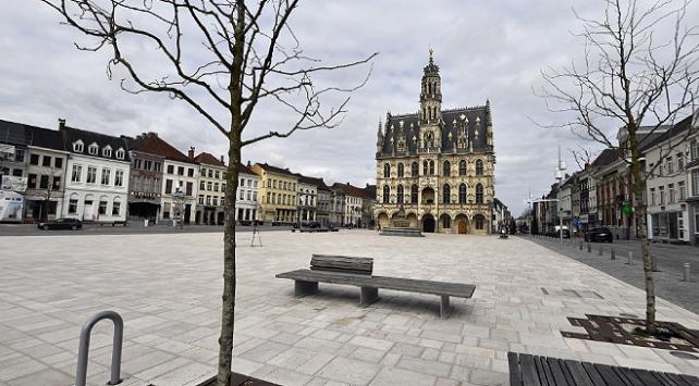 Belçikada COVID-19 vaka sayısı 59 bini aştı