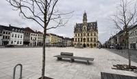 Belçika'da COVID-19 vaka sayısı 59 bini aştı