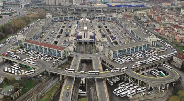 İstanbulda otobüs sefer sayısı günde 800e çıktı