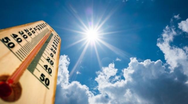 Doğu Anadolu Bölgesinde sıcaklık artıyor