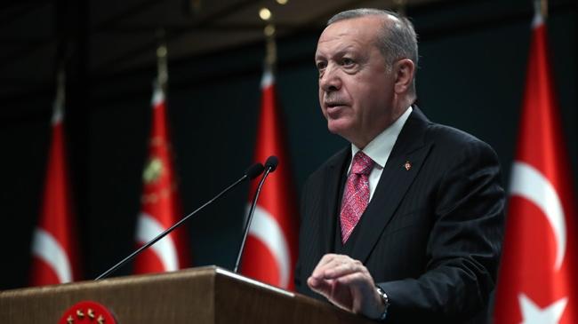 Cumhurbaşkanı Erdoğan TRT'ye konuk oluyor