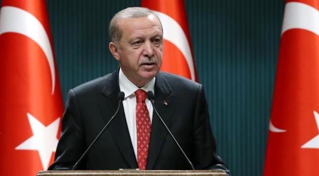 Cumhurbaşkanı Erdoğan yeni normalleşme adımlarını açıkladı