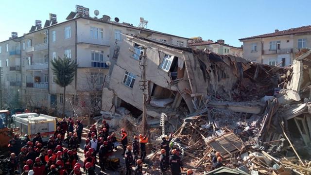 Depremzedelere yeni destek geliyor