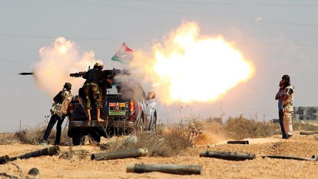 Libya'da dengeler meşru hükümetten yana döndü