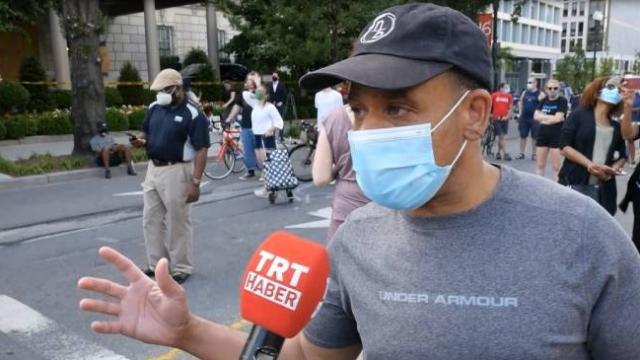 ABD'de protestolar sivil hak arayışlarına dönüştü