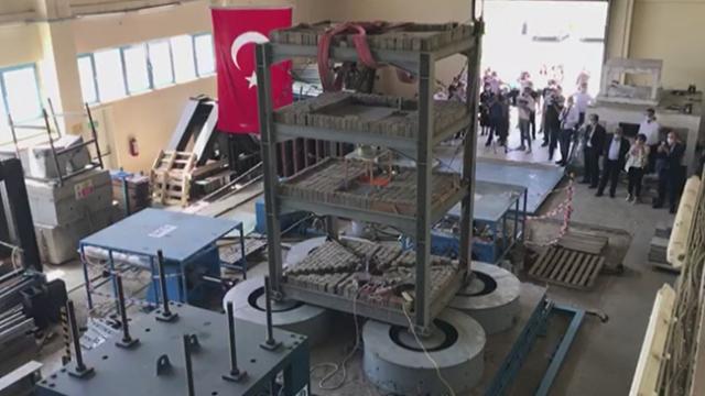 """Deprem Fatihi"", depremin etkisini en aza indirecek"