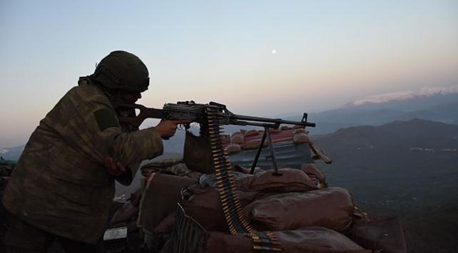 Fırat Kalkanı ile Zeytin Dalı bölgesinde 7 terörist gözaltına alındı