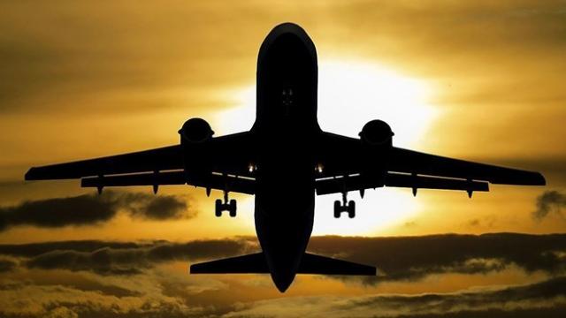 Hava yolu trafiği hareketlendi