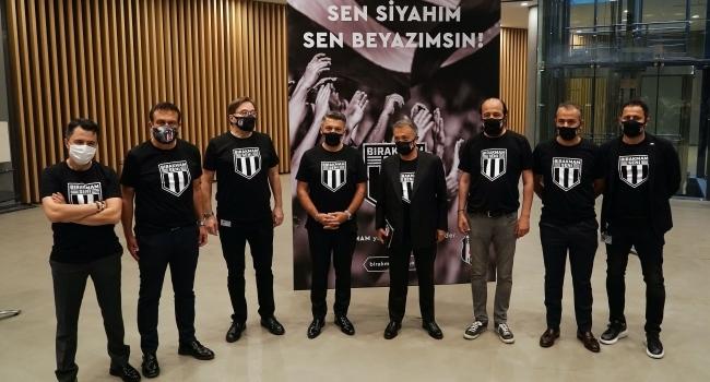 Beşiktaşın kampanyasına büyük katılım