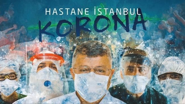 """""""Hastane İstanbul Korona"""" bugün TRT Belgesel'de"""
