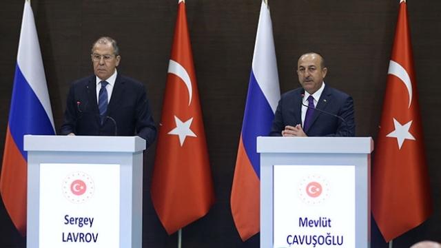 Rusya'dan Türkiye'ye Libya ve Suriye ziyareti