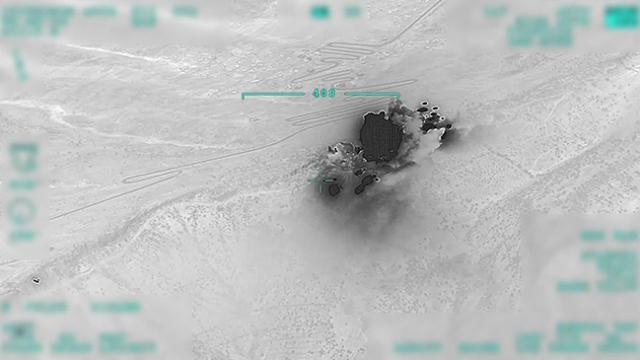 Pençe-Kartal Operasyonu ile 81 hedef imha edildi