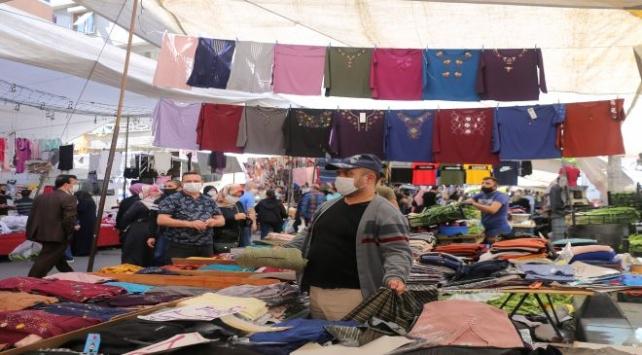 Giyim süs eşyası pazarlarında alınması gereken önlemler