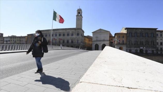 İtalyada son 24 saatte 26 kişi daha hayatını kaybetti
