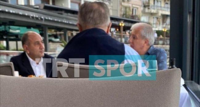 Fenerbahçede üçlü zirve
