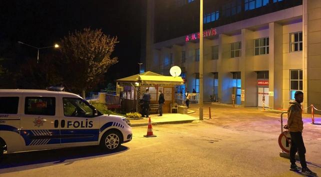 Burdurda kovalamaca sırasında düşen polis ağır yaralandı