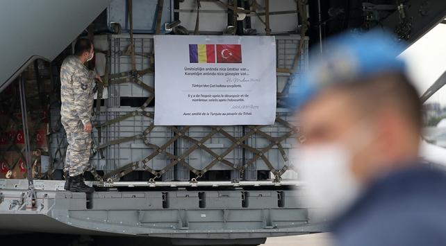 Çad Sağlık Bakanı: Elimizde sadece Türkiyeden gönderilen 25 solunum cihazı var